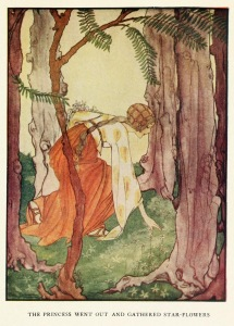 Rie_Cramer_GrimmsFairyTales_1927_TheSixSwans