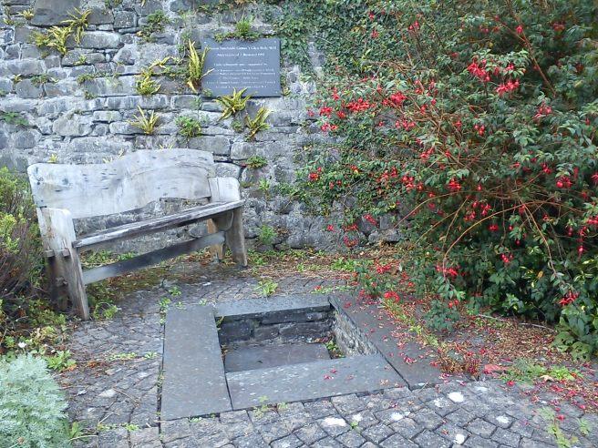 Ffynnon Sanctaidd Geneu'r Glyn