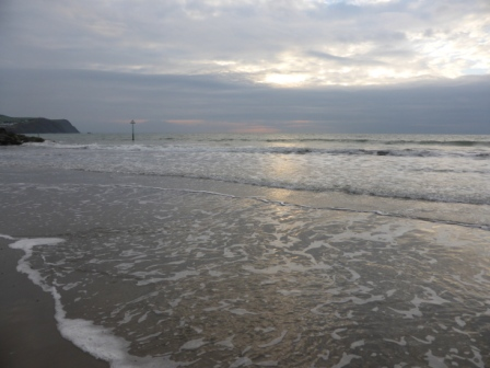 Borth Beach II