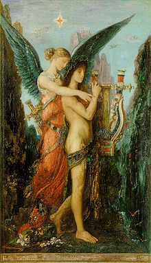 220px-Moreau,_Gustave_-_Hésiode_et_la_Muse_-_1891